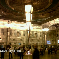 Photo taken at Ramsis Railway Station | محطة مصر by Basem Y. on 6/30/2012