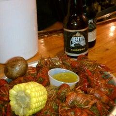 Photo taken at Floyd's Cajun Seafood by Pharon H. on 2/14/2012