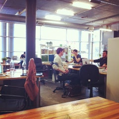 Photo taken at Vibewire Common Room by Omar S. on 3/9/2012