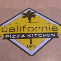 Photo taken at California Pizza Kitchen by Kimber K. on 8/26/2012