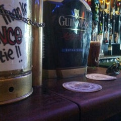 Photo taken at The Fiddler's Elbow - Irish Pub by Denis M. on 8/9/2012