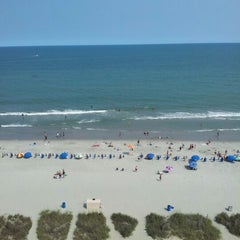 Photo taken at Myrtle Beach, SC by Kevin M. on 6/20/2012