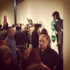 Photo taken at Corey Helford Gallery by Christina on 7/8/2012