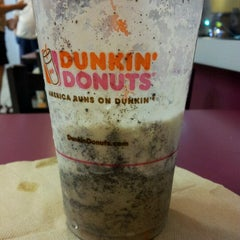 Photo taken at Dunkin' Donuts by Tony E. on 7/20/2012