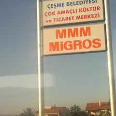 Photo taken at Migros by Dilek K. on 6/20/2012