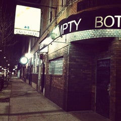 Photo taken at Empty Bottle by Eric P. on 2/9/2012