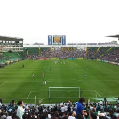 Photo taken at Estadio León by Gerardo N. on 7/31/2012