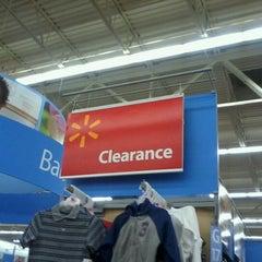 Photo taken at Walmart Supercenter by Mark B. on 2/27/2012