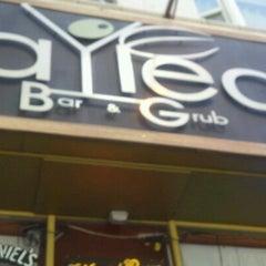 Photo taken at Bayleaf Bar & Grub by Shida J. on 6/17/2012