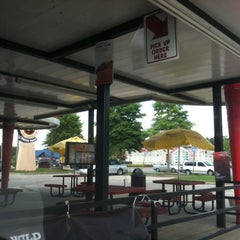 Photo taken at SONIC Drive In by Jacob E. on 6/16/2012