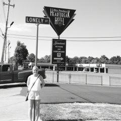 Photo taken at Elvis Presley's Heartbreak Hotel by Chrissi on 7/2/2012