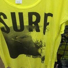Photo taken at Bojon's Surf & Gifts by Lucas R. on 8/12/2012