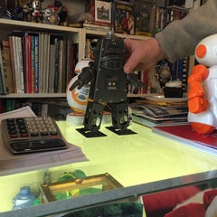 Photo taken at The Toy Robot Museum by William John R. on 1/2/2016