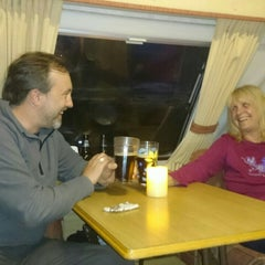 Photo taken at Scarborough Camping and Caravanning Club by Steve L. on 5/29/2015