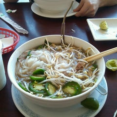 Photo taken at Pho Superbowl by E S. on 1/5/2013