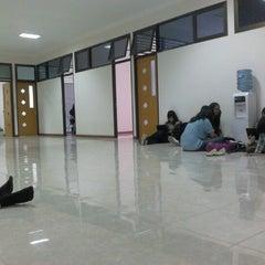 Photo taken at Fakultas Ilmu Administrasi (FIA) by Deis Soraya A. on 12/12/2012