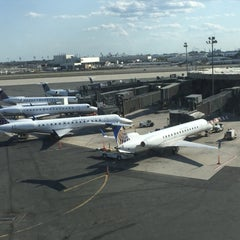 Photo taken at Newark Liberty International Airport (EWR) by Robert on 5/3/2015