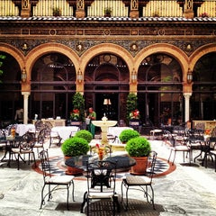 Photo taken at Hotel Alfonso XIII by Dong on 5/6/2013