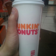 Photo taken at Dunkin' Donuts by Juan S. on 1/2/2013