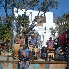 Photo taken at Harambe Village by Alan V. on 1/23/2013