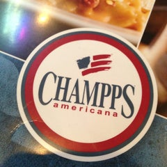 Photo taken at Champps Americana by Chris R. on 4/12/2013