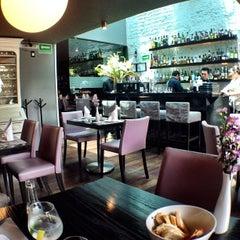 Photo taken at Eloise, chic cuisine by Luigi G. on 8/5/2013