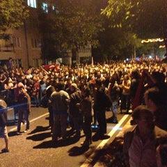 Photo taken at Zübeyde Hanım Parkı by erdem y. on 6/2/2013