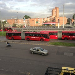 Photo taken at TransMilenio: Héroes by Andres on 5/20/2013