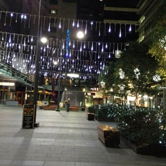 Photo taken at World Square Shopping Centre by J.Z on 7/25/2013