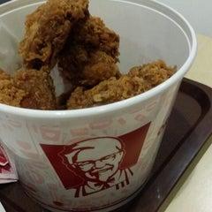 Photo taken at KFC by J.Z on 1/18/2015