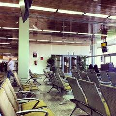 Photo taken at مطار الأمير نايف بن عبدالعزيز الدولي | Prince Nayef Bin Abdulaziz International Airport (ELQ) by Sulaiman A. on 11/3/2012