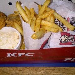 Photo taken at KFC by Jaret B. on 11/16/2012