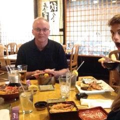 Photo taken at Murasaki Restaurant and Sushi Bar by Ezgi D. on 7/19/2015