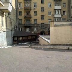 Photo taken at Єврейський дворик by Vladimir K. on 4/10/2013