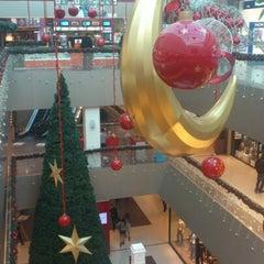 Photo taken at Ušće Shopping Center by Boban Ž. on 11/26/2012