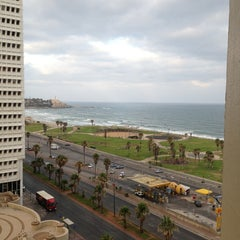 Photo taken at Dan Panorama Tel Aviv (דן פנורמה) by Jonathan S. on 6/30/2013