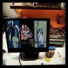 Photo taken at Blairally Vintage Arcade by Chris E. on 11/12/2012