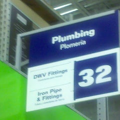 Photo taken at Lowe's Home Improvement by Robin Y. on 11/19/2012