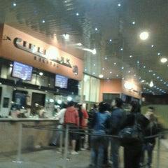 Photo taken at Cinemark Malvinas Argentinas by Anshi M. on 9/16/2012