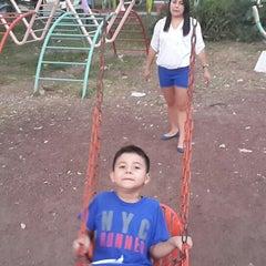 Photo taken at Parque de la Familia by Edgardo Y. on 2/9/2015