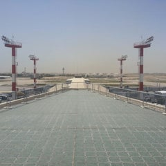 Photo taken at Kuwait International Airport (KWI) by abdulwahab on 5/26/2013