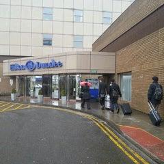 Photo taken at Hilton Dundee/St Andrews Coast by Shigeki H. on 3/18/2013