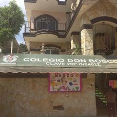 Photo taken at Colegio Don Bosco by Baby R. on 3/11/2013