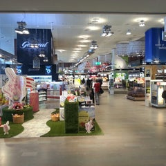 Photo taken at Terminal 5 by Hans-Henrik T O. on 3/17/2013