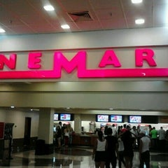 Photo taken at Cinemark by Thyaggo M. on 11/2/2012