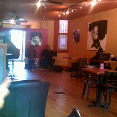 Photo taken at Bronzeville Coffee & Tea by C E. on 10/7/2012