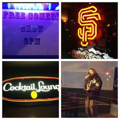 Photo taken at Bobby D's Cocktail Lounge & Sports Bar by Chunk on 1/17/2013