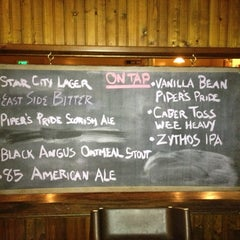Photo taken at Lafayette Brewing Company by Sloppy J. on 10/15/2012