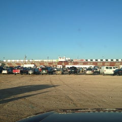 Photo taken at El Paso Speedway Park by Marc P. on 6/1/2013