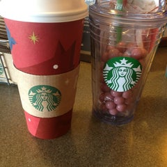 Photo taken at Starbucks by Seteria on 12/28/2012